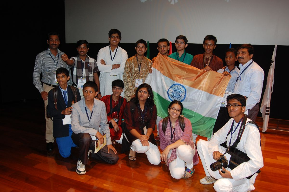 """IESO2013 Indian Team"""
